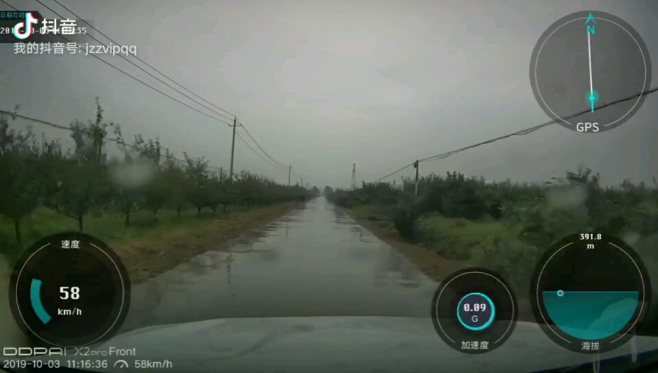 【国庆打卡第三天】一切皆因一场雨