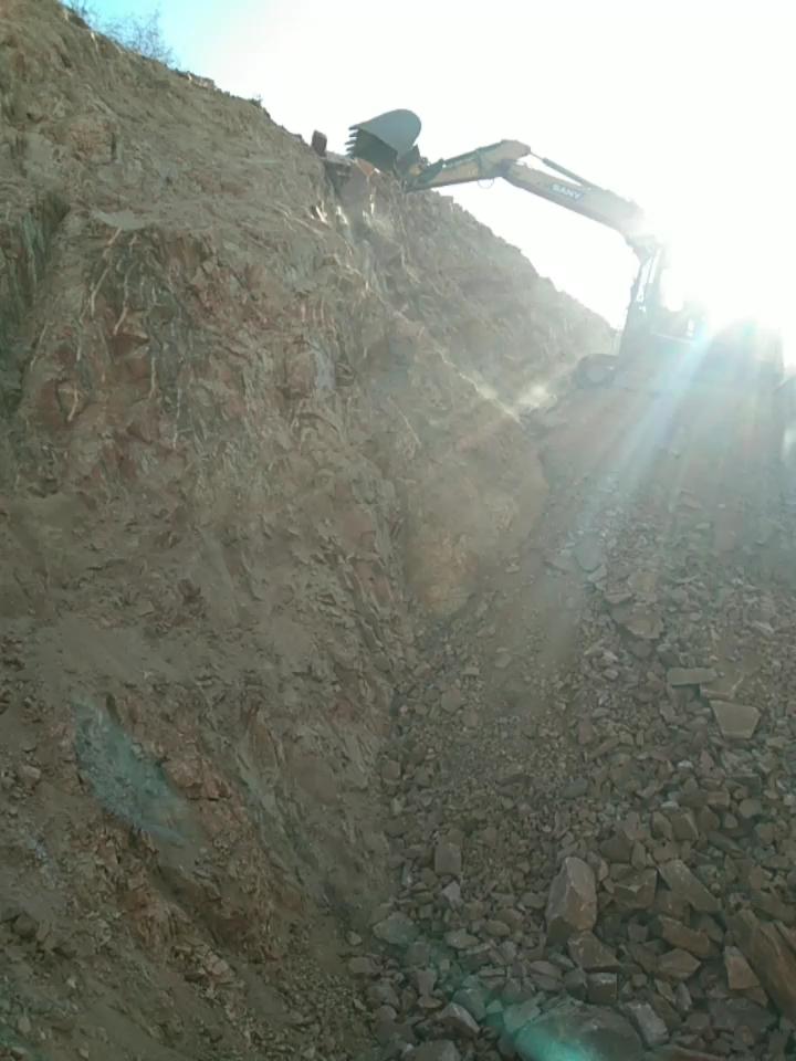 【甲友的一天】矿山得一天,过得有惊无险
