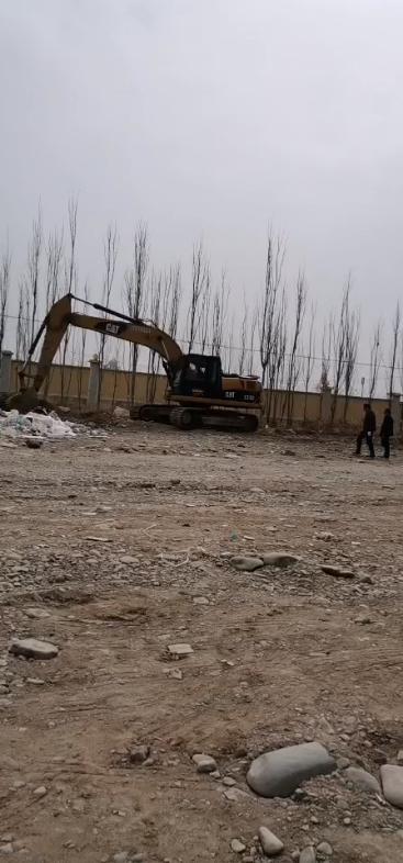 来新疆终于找到了工作,今天去试机了