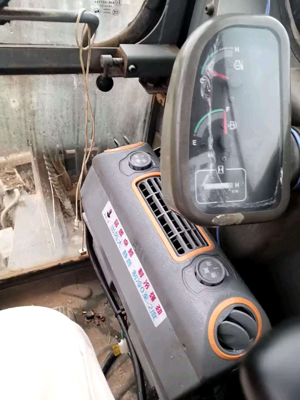 沃尔沃55改空调出风口 效果NB