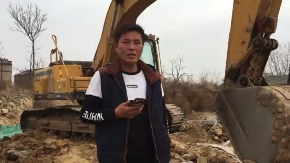 视频故事:一年稳赚3040万,他还说挖机小,要换大挖!