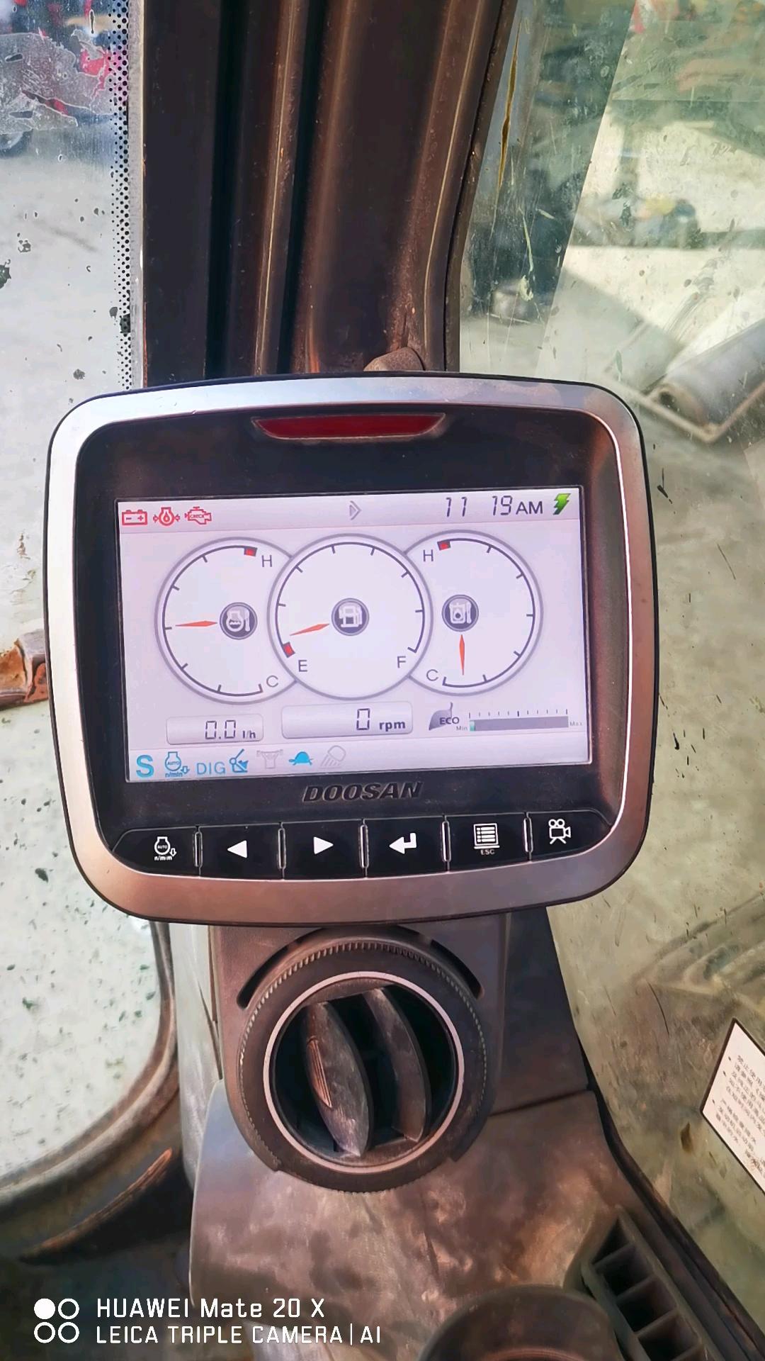 DX一9进仪表方法。