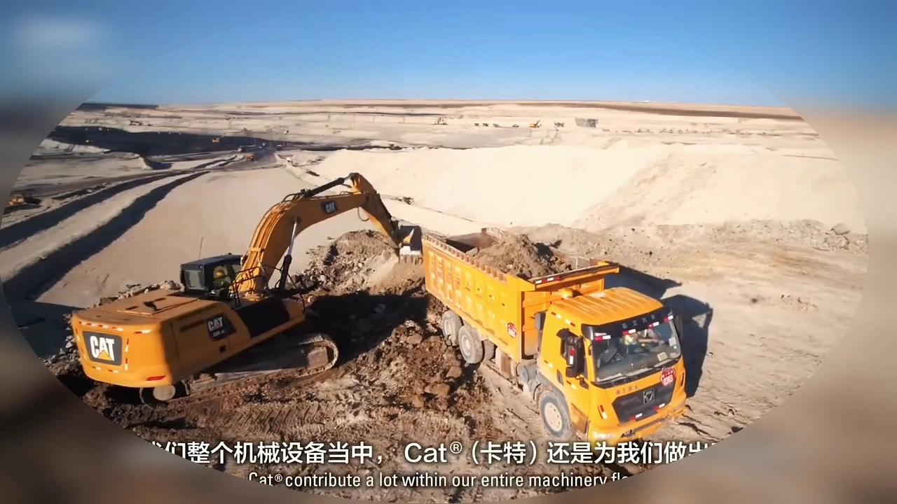 卡特挖掘机336分享
