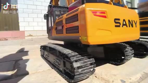 【鐵甲視頻】搞挖機,我們是認真的!