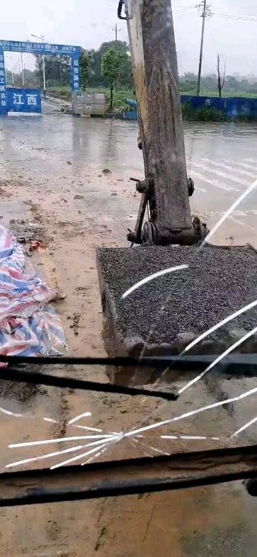 【视频大赛】刮风下雨阻挡不了我对工作的热情