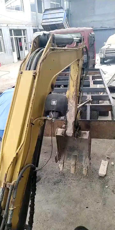 拖车半成品,完工发帖更新。