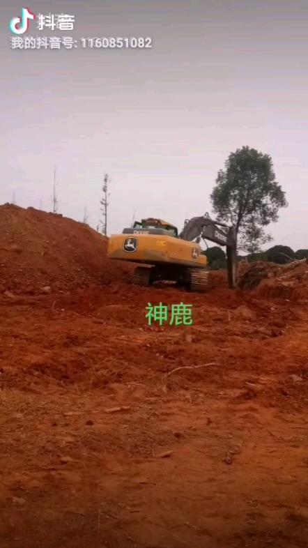 【小鹿有约】约翰迪尔E210挖掘机使用报告