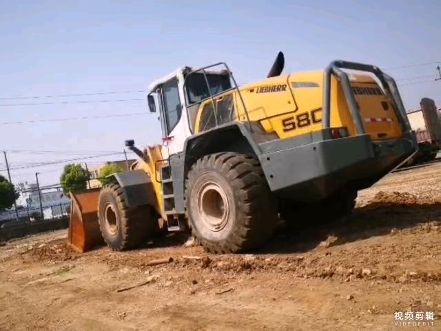 利勃海尔580铲车