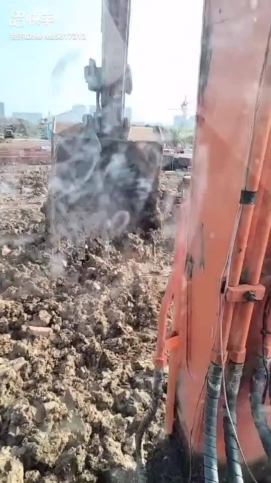 挖到电缆怎么办?