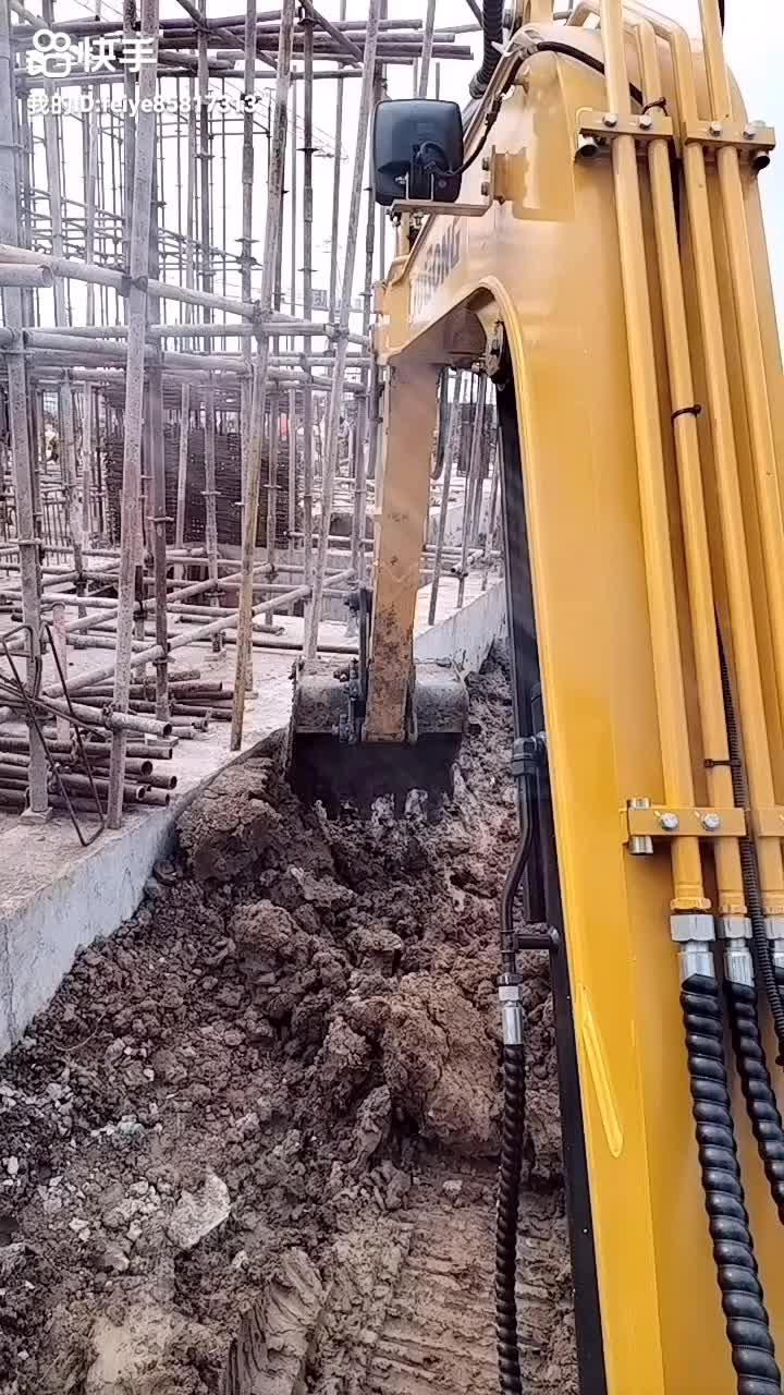 【視頻說車大賽】柳工906E挖掘機評測-帖子圖片