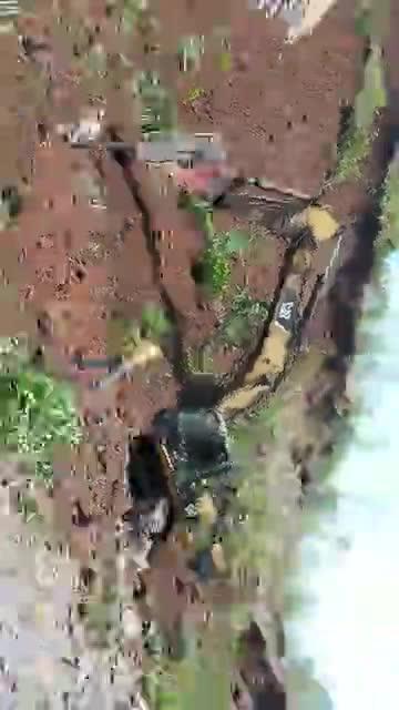 湖南省祁东县马杜桥镇铁矿滑坡